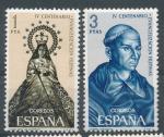 1965, Španělsko Mi **1587/8