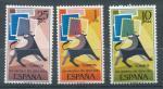 1965, Španělsko Mi **1548/50