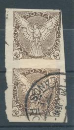 1918, Novinové, Pof NV6ST II+I typ !!!