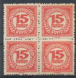 1920, Rakousko Mi-*/**77x