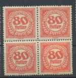 1920, Rakousko Mi-**83x