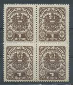 1920, Rakousko Mi-**313x