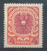 1920, Rakousko Mi-**317x