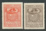1950, Bolívie Mi-**449/50