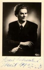 Autogram Stanislav Muž
