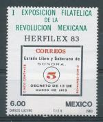 1983, Mexiko Mi-**1858