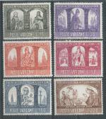 1966, Vatikán Mi-**502/07