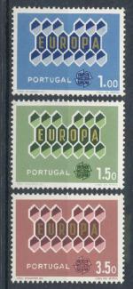 1962, Portugalsko Mi-**927/29