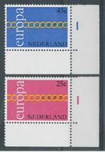 1971, Holandsko Mi-**963/64