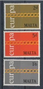 1971, Malta Mi-**422/24
