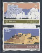 1983, Malta Mi-**680/81
