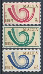 1973, Malta Mi-**472/74