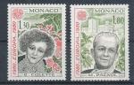 1980, Monako Mi-**1421/22