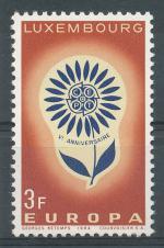 1964, Lucembursko Mi-**697