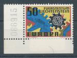 1967, Lichtenštejnsko Mi-**474