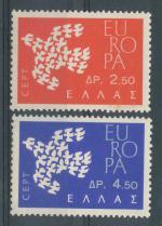 1961, Řecko Mi-**775/76