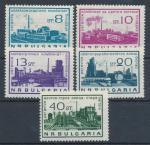 1964, Bulharsko Mi-**1494/98