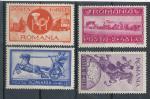 1944, Rumunsko Mi-*817/20