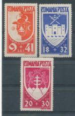 1942, Rumunsko Mi-*746/48