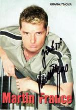 Autogram Martin France