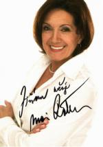 Autogram Marie Rottrová