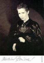 Autogram Marcela Březinová