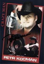 Autogram Petr Kocman
