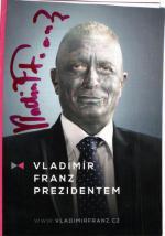 Autogram Vladimír Franz