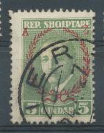 1927, Albánie Mi-153