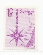 1978, Švédsko Mi-**1037
