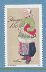 1979, Švédsko Mi-**1091