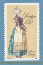 1979, Švédsko Mi-**1090