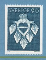1979, Švédsko Mi-**1089