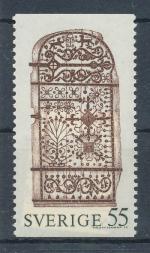 1970, Švédsko Mi-**670