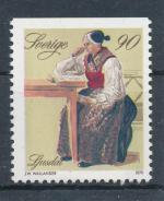 1979, Švédsko Mi-**1087