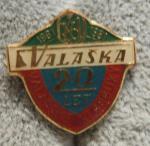 Valašské Klobouky - 1961 -1981 - 20 let - Valaška