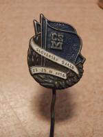 Odznak ČSM, Slovenský sjazd 1956