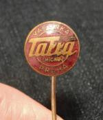 Odznak Vagonka TATRA Smíchov