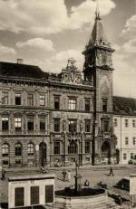 Prachatice - nová radnice