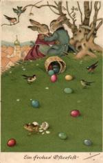 Šťastné Velikonoce