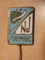Odznak Olomouc NJ, smalt
