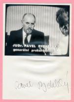 Autogram JUDr. Pavel Rychtecký