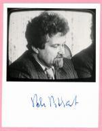 Autogram JUDr. Petr Pithart