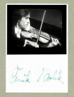 Autogram Čeněk Pavlík