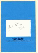Autogram Vadim Petrov