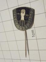 Odznak Terezín, r. 1962