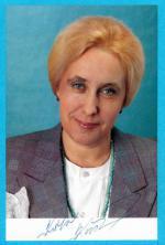 Autogram Květoslava Kořínková