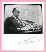 Autogram Kučera Bohuslav