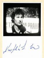 Autogram Ivo Knoflíček