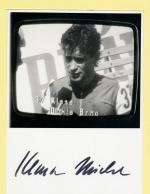 Autogram Michal Klasa